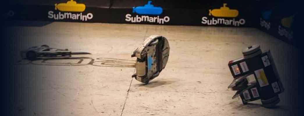 Guerra de Robôs